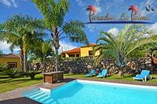 Ferienhäuser im Nordwesten von La Palma